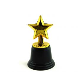"4.5"" STAR TROPHY (12 pack)"