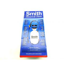 Smith 190285 1-Gallon Bleach and Chemical Sprayer for Lawns and Gardens