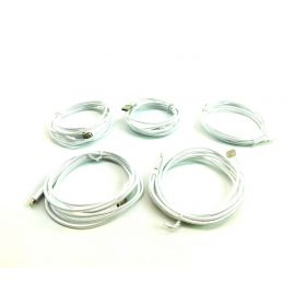 Lightning Charger Cable MFi Certified iPhone Charger Cable 5 Pack 6FT USB