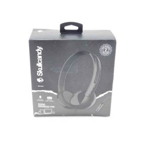 Skullcandy Stim on-ear Headphone (Black) - S2LHY-K576