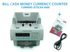Cummins JetScan 4068 Commercial Bill Cash Money Currency Counter