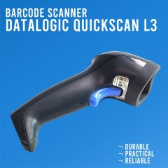 Datalogic QuickScan L QD2300 Scanner wired barcode scanner with laser technology
