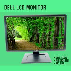 """Dell E-Series E2210 22"""" 1680 x 1050 5 ms D-Sub, DVI-D LCD Monitor W/ USB Ports"""