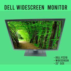 "Dell P2210 1680x1050 22"" WideScreen LCD Flat Panel VGA/DVI/USB Monitor Display"
