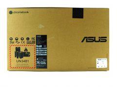 "ASUS - Flip C434TA 2in1 14"" Touch-Screen Chromebook Intel Core m3, 4GB 64GB eMMC"