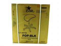 Balt BLT-48752 POP Adjustable Height Laptop Mobile Stand - Black