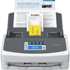 Fujitsu ScanSnap iX1600 Versatile Cloud Enabled Document Scanner, White