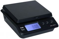 Digital Shipping Postal Scale, Package Postage Scale 55lbs. x 0.01lbs. (Black)