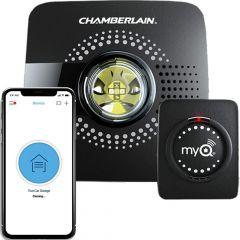 Chamberlain MyQ Smart Garage Hub, Wi-Fi enabled Garage Hub with Smartphone Control