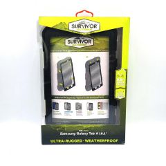 Griffin Samsung Galaxy A 10.1 Rugged Case, Survivor All-Terrain with Stand