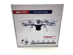 AEE Technology AP9 GPS Drone Quadcopter Aircraft System for Action Cameras White