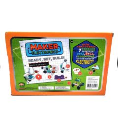 Scholastic Maker Electronics Activity Kit Science With Activities