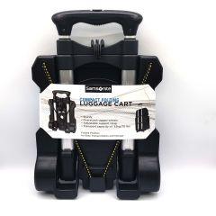 Samsonite Compact Portable Folding Luggage Cart, Black, One Size