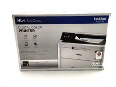 Brother HL-L3270CDW Compact Wireless Digital Color Printer - NFC, Mobile Device