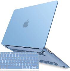 """IBENZER MacBook Air 13"""" Case M1 A2337 A2179 A1932 Plastic Case - Keyboard Cover"""