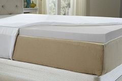 Natures Sleep Cool IQ Twin Size 2.5 Inch Thick Queen