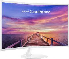 SAMSUNG 32 inch CF391 Curved Monitor (LC32F391FWNXZA) - 1080p, Dual Monitor