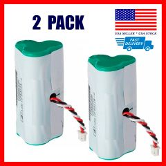 Battery for Symbol Motorola LS4278 DS6878 Scanner 3.6V 800mAh 82-67705-01 2-pack