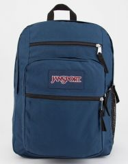JanSport - Big Student (Navy) Backpack Bags