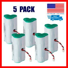 Battery for Symbol Motorola LS4278 DS6878 Scanner 3.6V 800mAh 82-67705-01 5-pack
