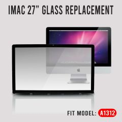 ✅ Replacement Front Glass Panel For Apple iMac A1312 27 inch Display 2010 2011