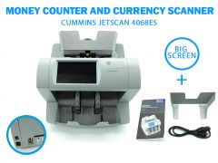 Cummins JetScan 4068ES Commercial Bill Cash Money Currency Counter