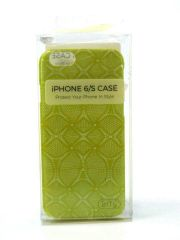 IPhone 6/s - Lightweight Protective Case for BITS (Green Print)