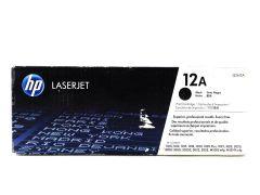 HP 12A (Q2612A) Black Original LaserJet Toner Cartridge