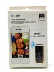 Dexim ClickStik Bluetooth Remote (Black)
