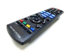 Panasonic Replacement Remote Control  N2QAKB000075 For SC-BTX75 SA-BT203