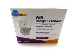 NETGEAR N300 Wi-Fi Range Extender Essentials Edition (EX2700/White)