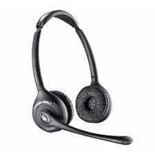 Plantronics WH350 Replacement Headset for CS520 Wireless DECT Headset System