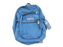 JanSport - Big Student (Navy) Backpack Bags