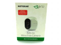 Arlo - Add-on Camera with Motion Detection   Night vision, Indoor/Outdoor