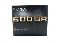 EVGA 600 BR, 80+ Bronze 600W, Power Supply 100- BR-0600-K1