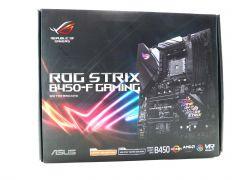 ASUS ROG Strix B450-F Gaming II AMD AM4 Ryzen 5000 ATX Motherboard PCIe 3.0 x16