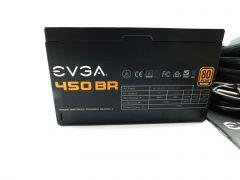 EVGA 450 BR 100-BR-0450-K1 450W ATX12V / EPS12V 80 PLUS BRONZE Certified