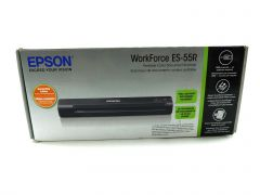Epson Workforce ES-55R Portable Sheet-fed Document Scanner Accounting Edition