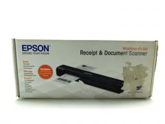 Epson Workforce ES-55R Mobile Receipt and Document Scanner for PC and Mac