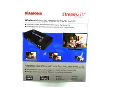 Diamond HD Stream2TV Wireless HDMI Receiver For Windows, Mac Os and Android