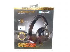 Volkano Wireless Bluetooth Headphones 15Hr Playtime, Truly Stereo Sound