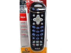 RCA RCR311BIR Three-Device Universal Remote Control