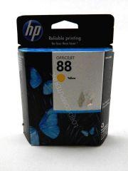 HP 88 Yellow Original Ink Cartridge (C9388AN)