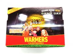 HotHands 32ct GameDay Hand and Toe Warmers Combo
