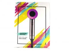 1800W Professional Hair Dryer with Diffuser Ionic Conditioning