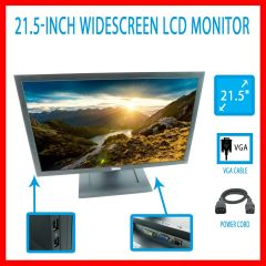 """Dell P2211HT 21.5"""" Flat Panel Widescreen Monitor with Power Cord"""