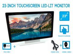 Dell P2314T 23-Inch HD 1080p LED-lit IPS Touchscreen HDMI DP VGA Monitor