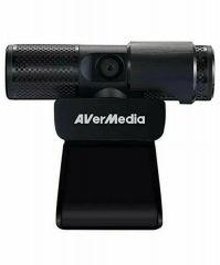 AVerMedia Live Streamer CAM 313: Full HD 1080P Streaming Webcam