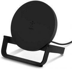 Belkin - BOOST UP 10W Qi-Certified Wireless Charging Pad - Black