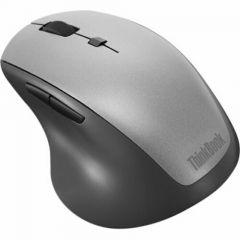 Lenovo THINKBOOK Wireless Media Mouse (DPI Adjustment, Volumen Control Buttons)